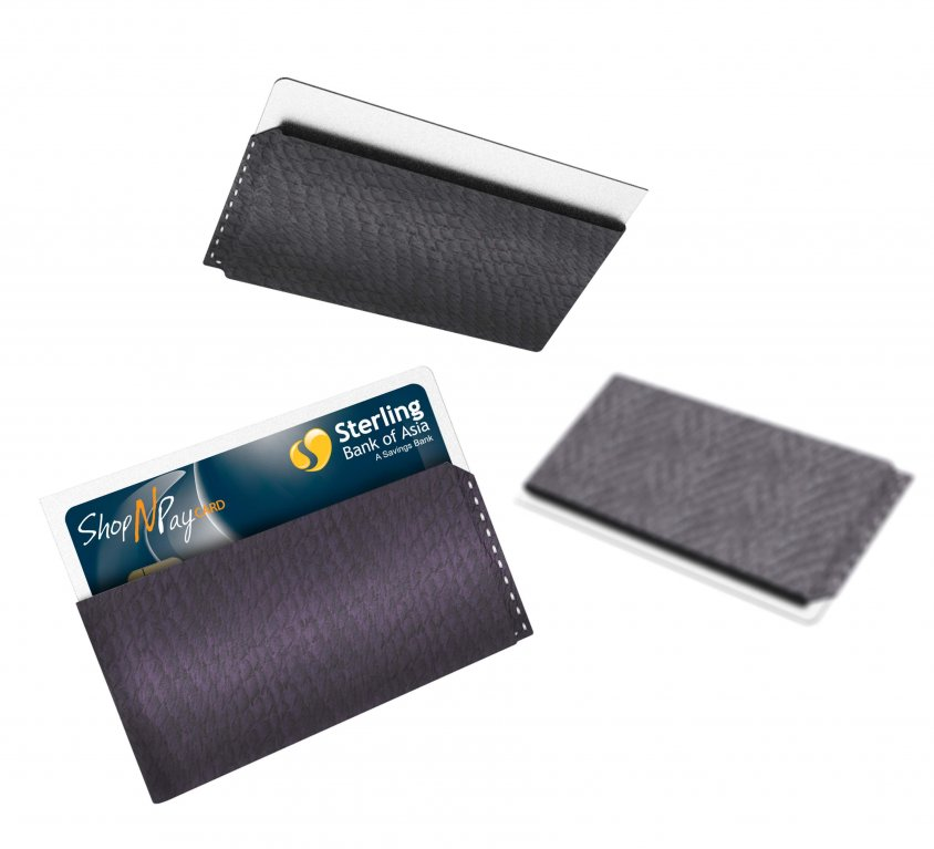 Slip Card Wallet