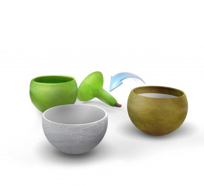 Slip Casted Bowls